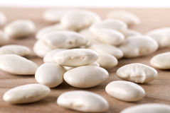 White Beans Stock Photography
