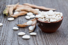 White beans Stock Images