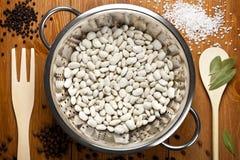 White Beans Royalty Free Stock Image