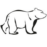 White bear Royalty Free Stock Photos