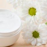 White beauty Stock Image