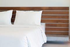 White bedclothes Royalty Free Stock Photo