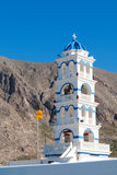 White Belfry Royalty Free Stock Images