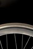 White Bike Wheel Stock Photos