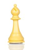 White bishop chess Stock Photo