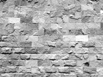 White black and gray misty brick wall for background or texture. Abstract weathered texture stained old stucco light gray and aged paint white brick wall stock image