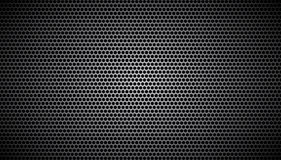 White black halftone background Stock Image