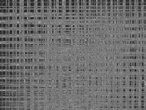 White and black lines background Royalty Free Stock Photo