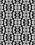 White on black seamless royalty free stock photo