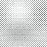 White Black Traditional Wave Japanese Chinese Seigaiha Pattern Background Vector Illustration eps 10. White Black Traditional Wave Japanese Chinese Seigaiha royalty free illustration