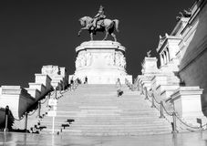 White, Black And White, Landmark, Monochrome Photography Royalty Free Stock Image