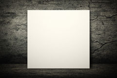 White blank board Royalty Free Stock Image
