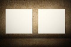 White blank board Royalty Free Stock Photo