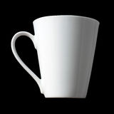 White Blank Coffee Cup Royalty Free Stock Photos