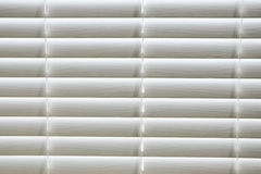 White Blinds Stock Photos
