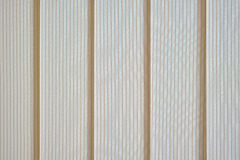 White blinds textile curtain Royalty Free Stock Photos
