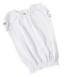White blouse. Royalty Free Stock Image