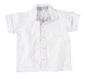 White blouse. Royalty Free Stock Photos