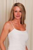 White blouse Royalty Free Stock Photos