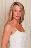 White blouse Stock Photo