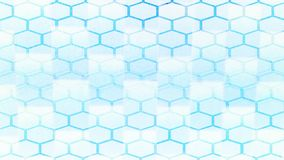 White and blue checkered background Stock Photos