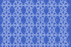 White and blue Christmas background copy space Stock Image