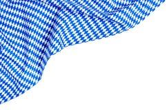 White blue diamond pattern Royalty Free Stock Image