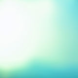 White blue gradient abstract background Royalty Free Stock Photography
