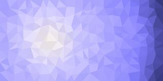White Blue Low Poly Vector Background. White blue low poly vector gradient texture. Colorful polygonal illustration, good as a cell phone, marketing material, or stock illustration