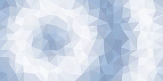 White Blue Low Poly Vector Background. White blue low poly vector gradient texture. Colorful polygonal illustration, good as a cell phone, marketing material, or royalty free illustration