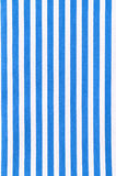 White and blue striped fabric texture Royalty Free Stock Image