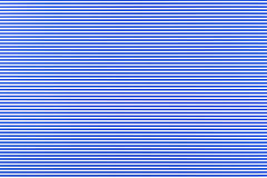 White and blue stripes Royalty Free Stock Photography
