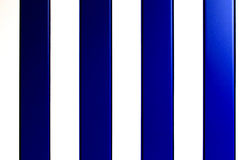 White and blue stripes. Blue and white vertical rectangular bars Royalty Free Stock Photo