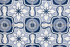 Tiles pattern of a building royalty free stock photo