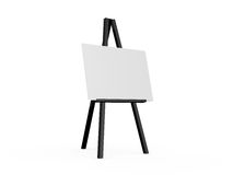 White Board Royalty Free Stock Image