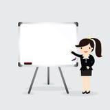 White board Stock Image