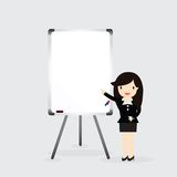 White board Stock Image