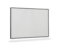 White board isolated Royalty Free Stock Photo