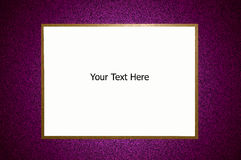 White Board for text Stock Images