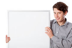 White board for your text Royalty Free Stock Image