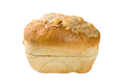 white bochenka chleba Zdjęcia Stock