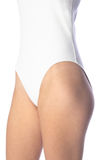 White body suit Royalty Free Stock Image