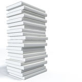 White book Royalty Free Stock Photo
