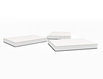 White books Royalty Free Stock Photo