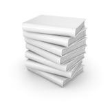 White Books Royalty Free Stock Photo