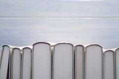 White books Stock Photos