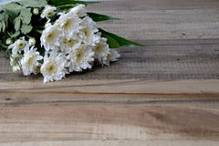 White bouquet. Royalty Free Stock Image