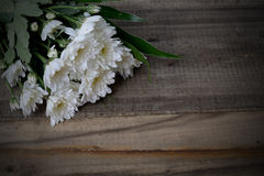 White bouquet. Stock Photo