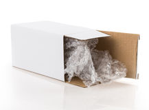 White box Royalty Free Stock Photo
