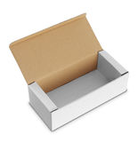 White box Stock Image